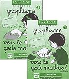 Graphisme Vers le geste maîtrisé Pack en 2 volumes : Fichier Moyenne Section