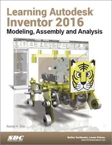 Learning Autodesk Inventor 2016 PDF