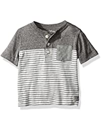 Boys' Pocket Henley Tees