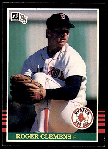 (1985 Donruss #273 Roger Clemens Near Mint+ RC Rookie Red Sox )