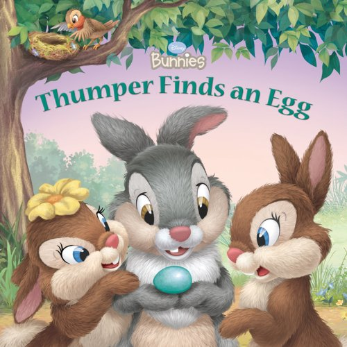Thumper Finds an Egg (Disney (Disney Easter)