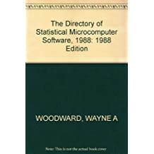 Directory of Statistical Microcomputer Software, 1988