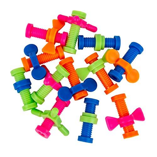 B-KIDS Pencil Fidget Toy Spinner Bulk (48 Pack) by B-KIDS (Image #2)