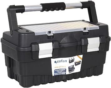 Cofan 09400216 Caja de herramientas, 547 x 271 x 278 mm: Amazon.es ...