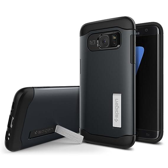 """7cb30a5b20a Spigen SGP11727 Funda Slim Armor para iPhone 6/6s Plus, 4.7"""", Rosa"""