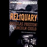 Front cover for the book Reliquary by Douglas Preston