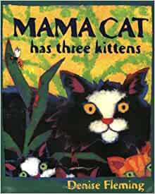 Mama Cat Has Three Kittens Video