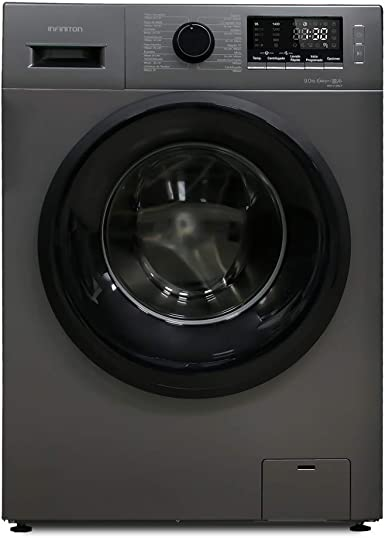 Lavadora INFINITON 9KG WM-914S (1400 RPM, A+++, 16 programas ...