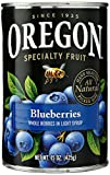 OREGON BLUEBERRY LTE SYRUP
