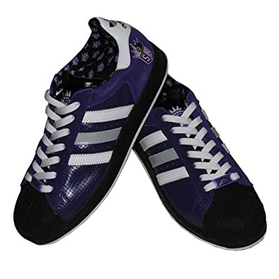 9e4510cfff7e adidas Mens NBA Sacramento Kings Blue Basketball Shoes IN BOX (Size  43.5)