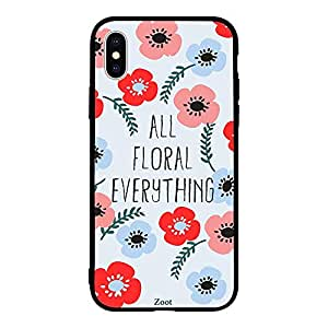 iPhone XS All Floral Everything