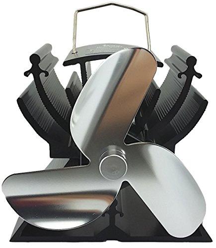 small aluminum fan blade - 6