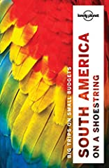 #1 best-selling guide to South America *        Lonely Planet South America on a Shoestring is your passport to the most relevant, up-to-date advice on what to skip, what hidden discoveries await you, and how to optimize your budget fo...