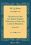 Amazon / Forgotten Books: Delphinium, Iris and Hardy Garden Perennials, From the Land of Hiawatha Spring 1928 Classic Reprint (W. J. Pettee)