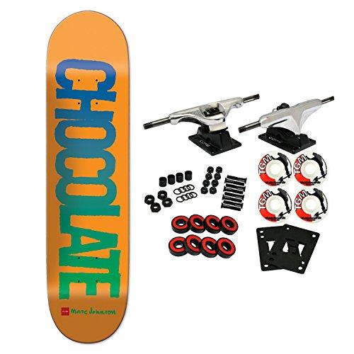 CHOCOLATE Skateboard Complete MJ JOHNSON FLYER 8.125″