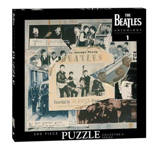 USAOPOLY Beatles Anthology I Puzzle