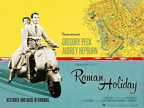 Posterazzi Roman Holiday Movie Masterprint Poster Print (14 x 11)