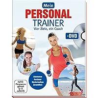 Mein Personal Trainer + DVD: Vier Ziele, ein Coach