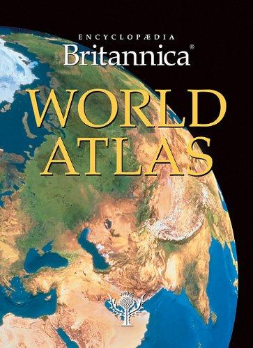 2011 Encyclopaedia Britannica World Atlas