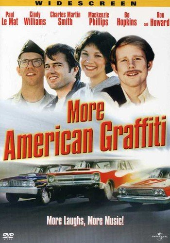 (More American Graffiti )
