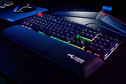 Glorious Modular Mechanical Gaming Keyboard - Full Size (104 Key) - RGB LED Backlit, Brown Switches, Hot Swap Switches (Black)(GMMK-BRN) by Glorious PC Gaming Race (Image #3)