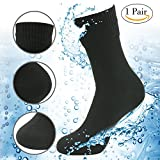 100% Waterproof Breathable Socks, [SGS Certified] RANDY SUN...