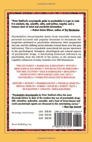 Psychedelics encyclopedia peter stafford 9780914171515 amazon psychedelics encyclopedia peter stafford 9780914171515 amazon books fandeluxe Choice Image