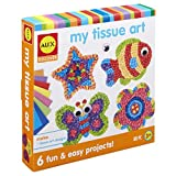 ALEX Toys - Early Learning Tissue Paper Art - Little Hands 521W