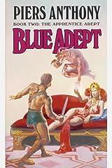 Blue Adept (Apprentice Adept Book 2) Kindle Edition