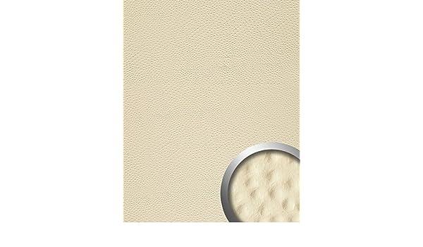 Panel decorativo autoadhesivo de diseño piel de avestruz 13401 OSTRICH con relieve 3D color crema 2,60 m2: Amazon.es: Bricolaje y herramientas