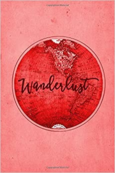Travel Journal - Antique World Wanderlust (Red): 100 page 6