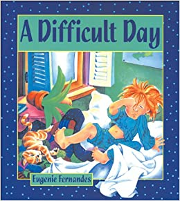 Image result for a difficult day book