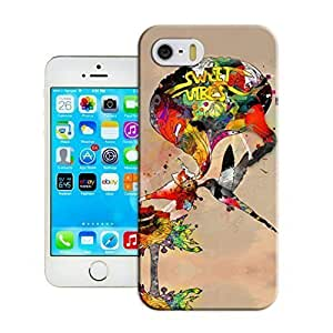 LarryToliver Customizable Illustration art Hard Case Designed With For SamSung Galaxy S4 Phone Case Cover