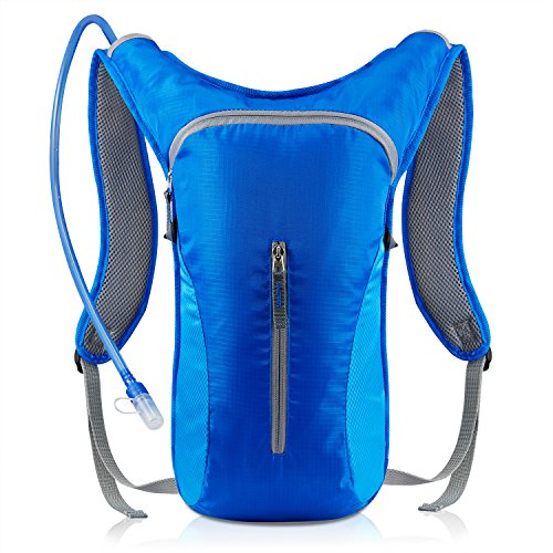 43fcceab6f KUYOU Hydration Pack,Ultra Lightweight Water Backpack Includes BPA Free Water  Bladder for Running Hiking