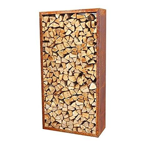 Terra prima-rayos de madera-- --- patina à-chauffage con: Amazon.es: Jardín