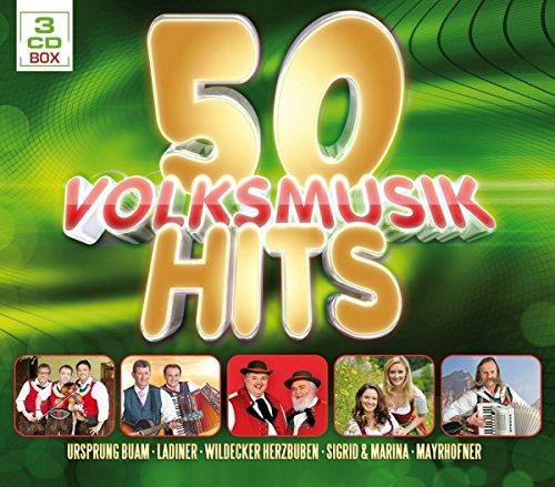 50 Volksmusik Hits