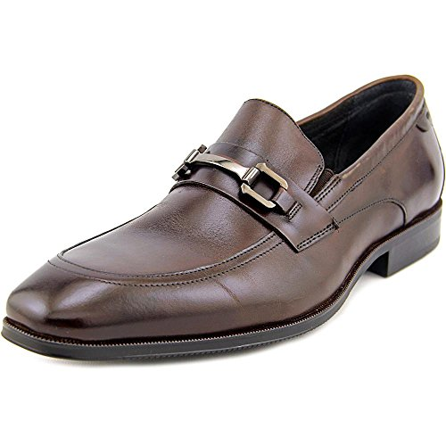Slip Brown Adams Penny On Men's Loafer Stacy Faraday tOwAq076