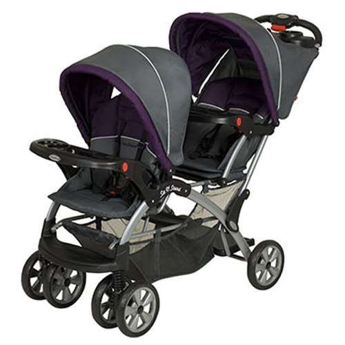 Baby Trend Sit N Stand Double Travel System Stroller & Car Seat - Elixer by Baby Trend (Image #1)