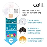 Catit Fresh & Clear Stainless Steel Cat Water