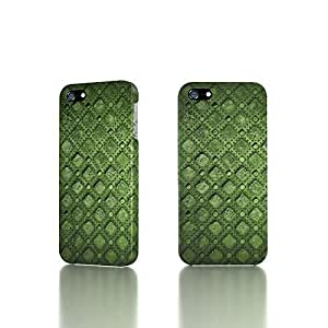 iphone covers Apple Iphone 5c Case - The Best 3D Full Wrap iPhone Case - Green Squares