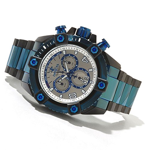 Invicta Reserve 56mm Grand Octane Swiss Chronograph Bracelet Watch (13021)