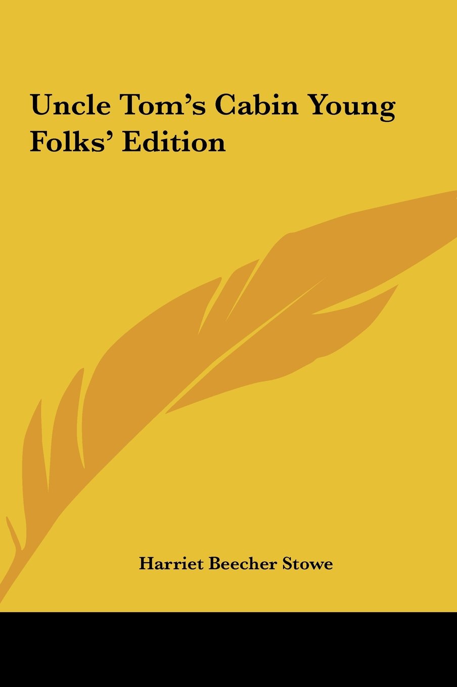 Uncle Tom's Cabin Young Folks' Edition pdf