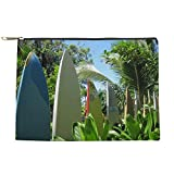Best CafePress Of Mauis - CafePress - Surfboard Wall - Makeup Pouch Review