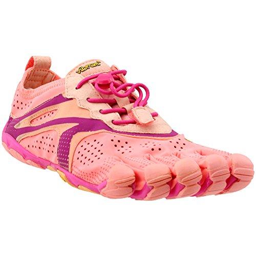 ning Shoe, Pink/Red, 40 EU/8.5-9.0 M US B EU ()