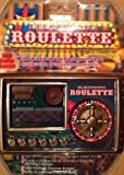 Electronic Roulette Handheld Game