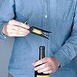 True Twister: Easy Corkscrew Turn Key Bar