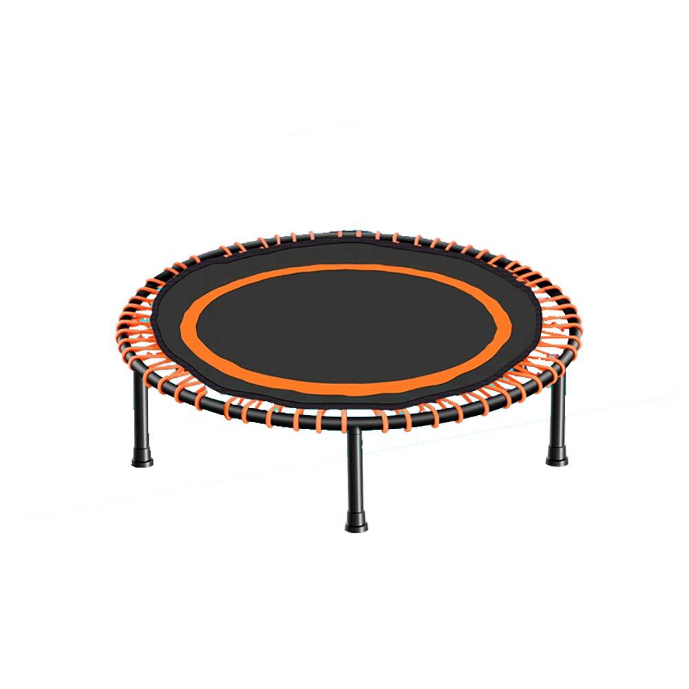 40-Zoll-Trampolin Fitness mit Sicherheits-Pad Max Belastung 385 £, Fitness-Trainer für Kinder oder Erwachsene