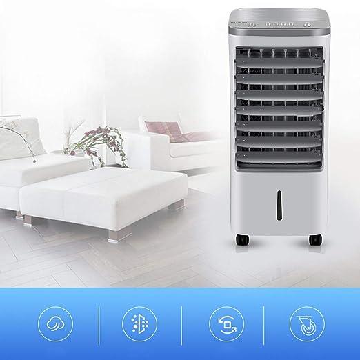 Todidaf - Aire acondicionado portátil, mini ventilador vertical ...