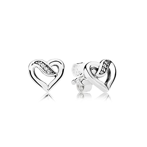 pandora orecchini cuore prezzo