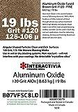 #120 Aluminum Oxide - 19 LBS - Fine Sand Blasting